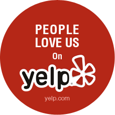 Image result for people love us on yelp logo